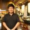 「『博多一口餃子』を、全国へ広めたい」と語る店主の林さん