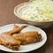 常連から好評の酒肴『手羽先甘辛煮』と『昭和のポテトサラダ』