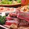 【180分飲放付】◆1人200g !! 特選牛サーロイン+FOOD5品