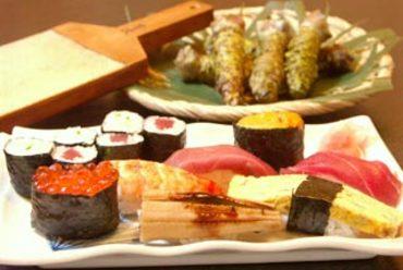 浅草50年の粋な寿司