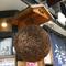 新酒入荷を意味する「杉玉」がある海鮮居酒屋