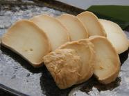 日本酒によく合う『モッツァレラチーズのたまり漬け』