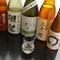 日本酒は60種、焼酎は150種類以上、取り揃えています