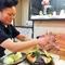 松尾ジンギスカンの美味しい食べ方