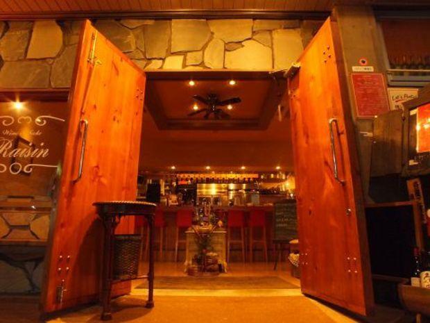 ワイン&酒 レザン綱島店の内観写真