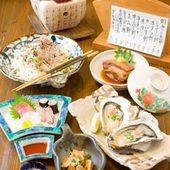 新鮮魚介と旬菜の丁寧な料理が人気!酒好き集う納得の一軒!