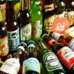 <ビール> 貴方のお好みをお探し下さい! …外国瓶ビール各種