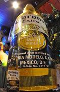 ドド~ンッと『Corona Extra』… おれが「コロナ様だ~ッ!」