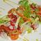 新鮮魚介類の海鮮サラダ