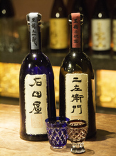 「黒龍」の稀少な限定酒もご用意しています。