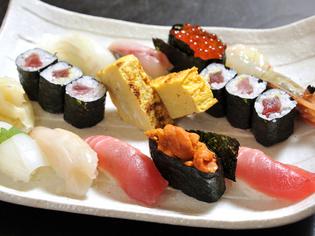食べる人に合わせてつくるオーダーメイドの『握り寿司』