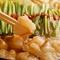 博多老舗の味のもつ鍋をお楽しみください。