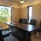 大小さまざまな個室が、プライベートな宴席をサポート