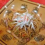 焼き豚とネギ生姜入りローメン