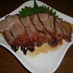 牡丹円特製焼豚