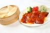これぞ中華のフルコース!フカヒレ姿煮は至福の味わい。カニ爪・アワビ・ステーキ・北京ダック等々贅沢三昧