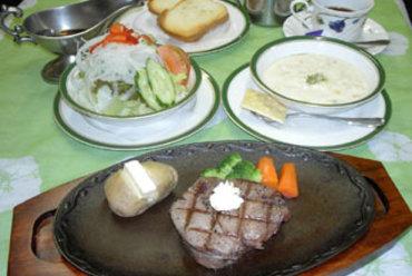 牛ヒレステーキコース