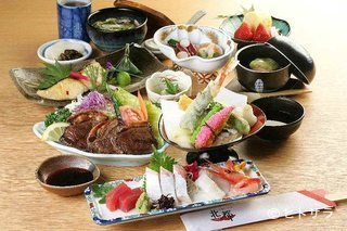 金沢なごみ亭北都の料理・店内の画像1