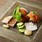 一皿の中で「旬」を楽しむことができる『前菜』
