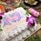 山盛りローストビーフに彩り野菜のPIZZA・サーモンと新玉ねぎの生春巻きなどリゾートFOODが全11品♪