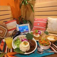 定番メキシカンプランはお昼がお得!