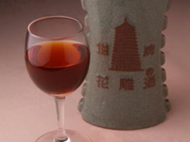 紹興老酒 20年熟成(グラス)