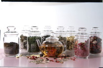 薔薇花茶 <花茶>
