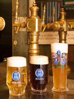 <ビール> あのホフブロイの樽生がこの価格で飲めちゃうんです