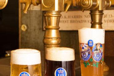 ホフブロイハウス樽生ビール