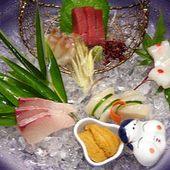 毎朝市場から新鮮な魚、野菜を直送。四季を感じる食材をぜひ!!