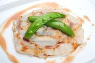 瀬戸内海で獲れた天然の『真鯛』は自慢の一品です