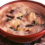 湯葉丼 当店の看板料理アツアツをたっぷりご飯にかけてどうぞ!