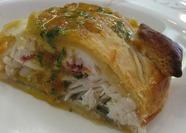 スズキ (鯛)のパイ包み焼き