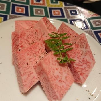 特選和牛リブロースステーキあみ焼きコース