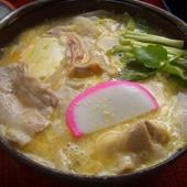秋田味噌肉鍋定食