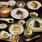 豆乳しゃぶしゃぶが【天然鮮魚】or【イベリコ豚ベジョータロース】の2種類から選べる豪華コース!