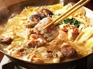 惚れぬいた茨城の味に忠実につくる『あんこう鍋』
