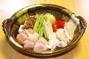 冷やしちゃんこ麺(夏季限定)要予約 前々日まで承ります。
