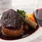 『ディナーコース』※写真は牛ホホ肉の赤ワイン煮込み
