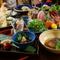 北海道で取れる旬の野菜・魚にご注目下さい
