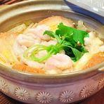 牛たん焼ハーフ・お刺身・麦飯・味噌汁付