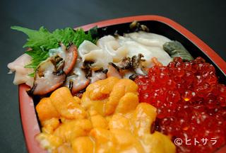 地魚の豊富なお店 下田大漁の料理・店内の画像2