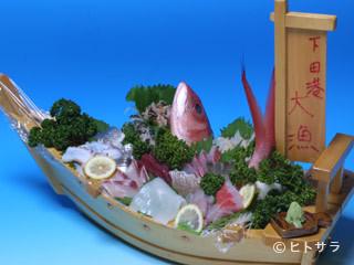 地魚の豊富なお店 下田大漁の料理・店内の画像1