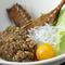 新鮮なアジを自家製味噌と合わせた、酒の肴にもぴったりな『沼津あじのなめろう』