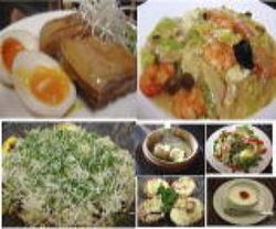 品数豊富!お刺身、天ぷら、味噌らーめん付き、全11品