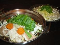三島の野菜・豚肉・麺を使用し、三島の食材・旨味を一つの鍋にしました! 体も心もポッカポカ。