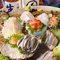 広島地酒をメインに厳選したお酒を豊富にそろえています!