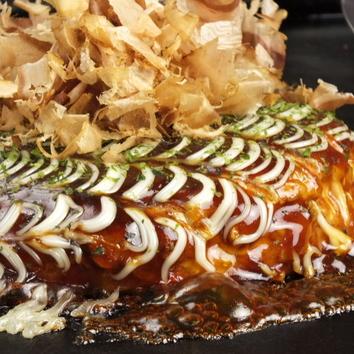 [スタンダードコース]たっぷり2時間食べ飲み放題3500円!