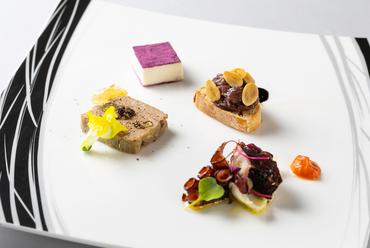 イタリア料理の革新と伝統を併せ持つ『前菜の盛り合わせ』