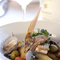 新鮮な天然鯛を使用したお料理